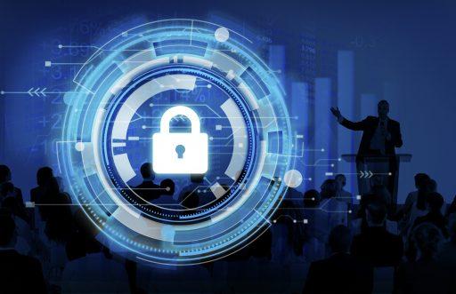 candado seguridad digitalizado
